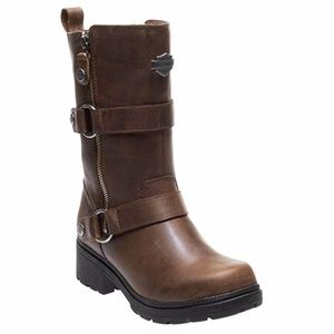HARLEY DAVIDSON Women's Ardsley Motorcycle Boot